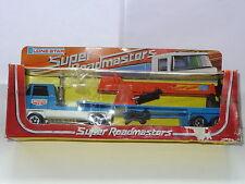 LONESTAR SUPER ROADMASTERS ARTICULATED CRANE TRUCK
