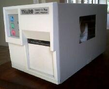 Tharo 112 plus etiquetas impresora térmica de barras Label Printer + 5 cintas