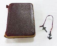 Antique book the hymnal revised enlarged 1889 james pott miniature pocket size