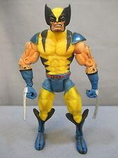 """Marvel Legends Series 3 """"WOLVERINE"""" Action Figure X-Men 100% complete C9  iii"""
