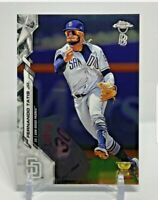 Fernando Tatis Jr 2020 Topps Chrome Ben Baller 2nd Year Rookie Cup
