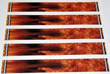 """0965 vinyle HD flèche wraps fi-firearrow 0,75 """"Wide 7"""" long (pack 12)"""
