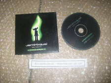 CD Pop Jamiroquai - Deeper Underground (1 Song) Promo EPIC Godzilla Soundtrack