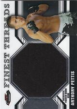 2011 Topps Finest UFC Finest Threads Jumbo Anthony Showtime Pettis