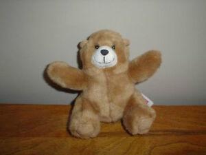 Russ Berrie Bill Charmin Tissue Teddy Bear 5 Inch