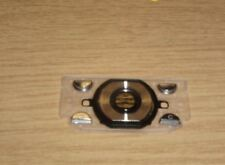 Véritable Sony Ericsson D'Origine W995 Outer Clavier Argent/Blanc