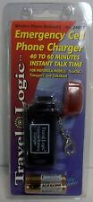 Travel Logic Emergency Cell Phone Charger #24037/Motorola, BRAND NEW SEALED
