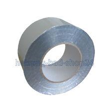Ruban adhésif Aluminium 70mm x 100m pour Laine de roche Isolation