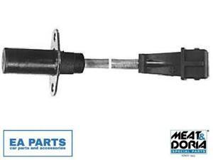 Sensor, crankshaft pulse for ALFA ROMEO CITROËN FIAT MEAT & DORIA 87005