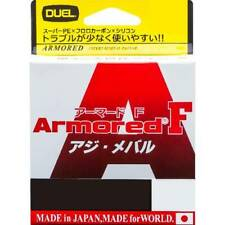 Duel Armored F Ajing 100m 5lb #0.3 Milky Pink 0.090mm Braid Line From Japan