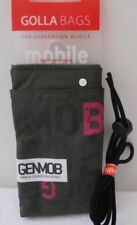 GOLLA Bags for Generation Mobile Smart Phone Mp3 Camera Pouch ARMY GREEN PINK