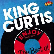 King Curtis Ousley Enjoy The Best Of Golden Classics R&B  New Sealed Music CD