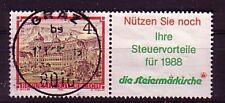 Austria marchio con 'appendice' timbrato andate (interno: 24)
