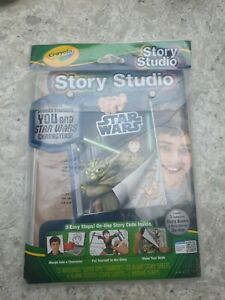 Star Wars Story Studio by Crayola - Colouring - New - Stocking Filler