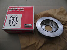 Ford fiesta mk2 84 - 89 xr2 xr2i conjunto de discos de freno 5022656 ebt104 nuevo embalaje original