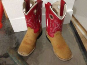 Old West Cowboy Boots Toddler 8