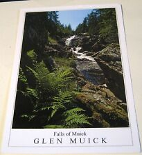 Scotland Glen Muick Falls of Muick RD-106-1831 Stirling gallery - posted 2011