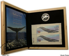 Canada 2010 $10 The Blue Whale Coin and Stamp Set