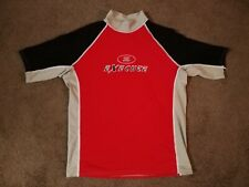 Execute Cycling Jersey - Kids Youth Size XL Extra Large Bicycle Racing Shirt!