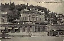 Genua Genova Italien Italia ~1910 Piazza Dinegro Villa Rosazza Prachtbau Palast