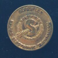 "Southwire Certified Senior Electronic Technician Lapel Pin VGC 3/4"""