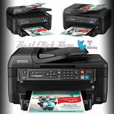 EPSON Printer Machine Fax Scanner & Copier All In One Scan Wireless Laser Office