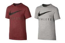 Nike B NK Seco Top Ss Hiper Gfx CAMISETA NIÑO Camiseta deportiva fitnessshirt
