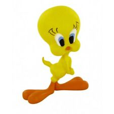 COMANSI LOONEY TUNES WARNER BROS TITTI TWEETY FIGURA IN GOMMA 99662 NEW 2017