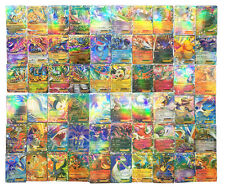 Hot ! New Pokemon TCG : 60 FLASH CARD LOT RARE 13 MEGA EX CARDS WITH BOX