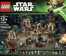 LEGO Star Wars EWOK VILLAGE 10236 New Sealed box - RETIRED SET