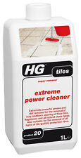 HG 435100106 Extreme Power Cleaner Super Remover 1 Litre
