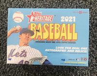 Topps Heritage Baseball 2021 Mega Box Target
