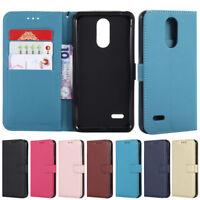 For LG G3 G4 G5 G6 V10 V20 V30 K8 2017 Q6 K7 Slim Wallet Leather Flip Case Cover