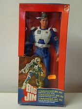Big Jim - Commandant Big Jim (Commander Big Jim) - N° 9269 - Mattel 1983 - Neuf