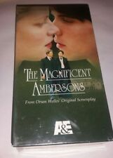 The Magnificent Ambersons (VHS, 2002, 2-Tape Set)  NEW SEALED