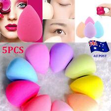 5x Makeup Foundation Sponge Blender Puff Flawless Powder Smooth Beauty mini BO