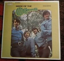 "THE MONKEES ""MORE OF THE MONKEES"" ORIGINAL JUKEBOX EP MINT"