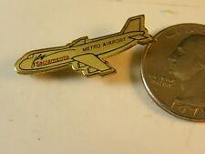 FLY SACRAMENTO METRO AIRPORT PIN
