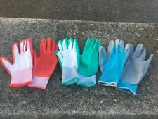 New,Woman's Work and Garden Gloves 1pair-3 colors to choose