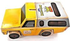 Build Grow Lowe's Toys Wooden Toy Story Car Pizza Planet Delivery Built