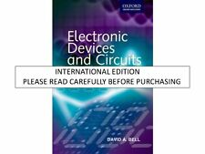 Electronic Devices and Circuits 5th Ed. by David A. Bell