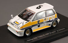 Honda City Turbo R-1982 Suzuka 5 K.1/43 (japan Import)
