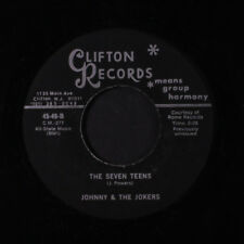 JOHNNY & JOKERS: The Seven Teens 45 Vocal Groups