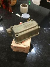 Nos Ford Holley Early Rear Carburator Bowl