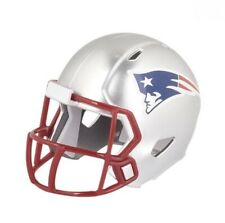New England Patriots NFL American Football Riddell Pocket Pro Speed Mini Helmet