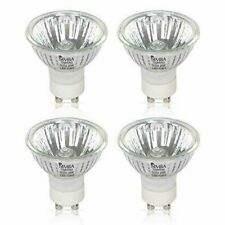 [4 Pack] Simba Lighting® Halogen GU10 120V 25W Bulbs MR16 NP5 Candle Warmer ETC