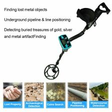 Waterproof Metal Detector for Adults Underwater Gold Silver Digger Hunter Lcd