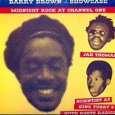 SEALED NEW LP Barry Brown - Showcase: Midnight Rock At Channel One
