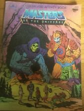 Masters Of The Universe Color And Activity Book