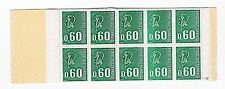 carnet de timbres Type Marianne BECQUET 1815 C1